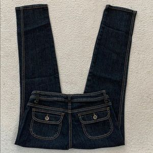 Boom Boom Jeans Straight Leg Jeans  Size 7
